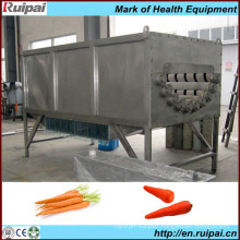 Carrot Washer and Peeler Machine